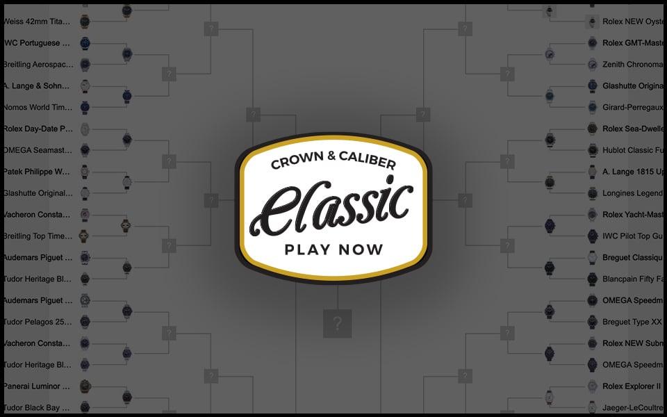 Crown & Caliber Classic bracket